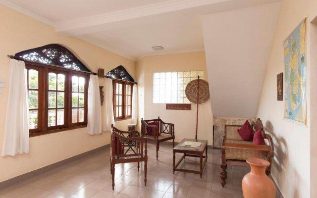 Отель Villa In Paradise Унаватуна комната для гостей