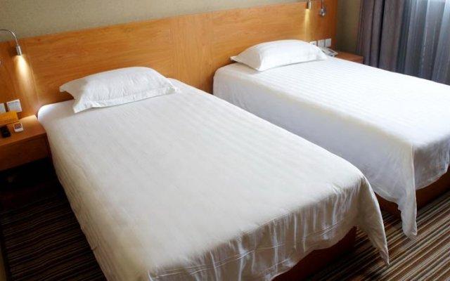 Отель Times E Inn Tianjin Xiaobailou комната для гостей