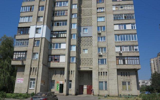Апартаменты Studio - De lux вид на фасад