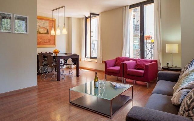 Отель Habitat Apartments Carders Испания, Барселона - отзывы, цены и фото номеров - забронировать отель Habitat Apartments Carders онлайн комната для гостей