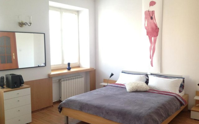 Отель AAA Stay Nowy Swiat комната для гостей