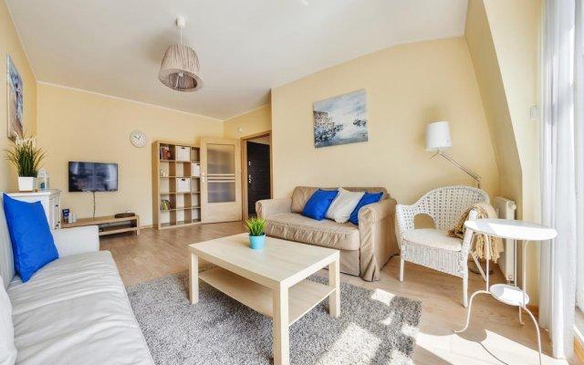 Отель Apartamenty Sun&Snow Parkur Польша, Сопот - отзывы, цены и фото номеров - забронировать отель Apartamenty Sun&Snow Parkur онлайн комната для гостей