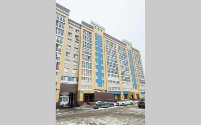 Апартаменты на Спартаковской вид на фасад