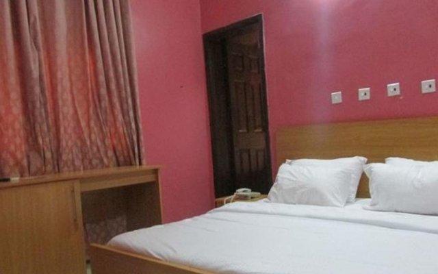 Отель Bright Value Resort Энугу комната для гостей