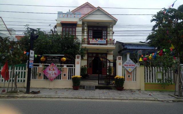 Отель Mai Hung Homestay вид на фасад
