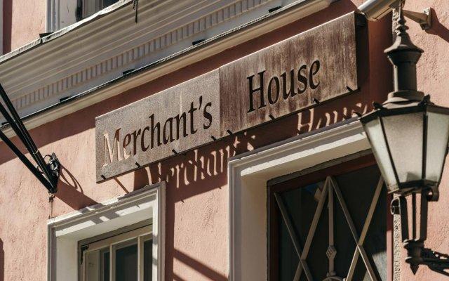 Merchants House Hotel вид на фасад