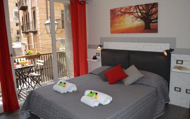 Отель Duca di Villena Италия, Палермо - отзывы, цены и фото номеров - забронировать отель Duca di Villena онлайн комната для гостей