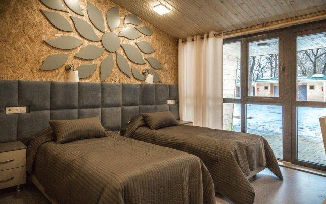 Гостиница Dubrovskiy Park Club комната для гостей