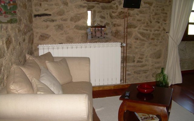 Отель O Retiro de Barboles Камариньяс комната для гостей