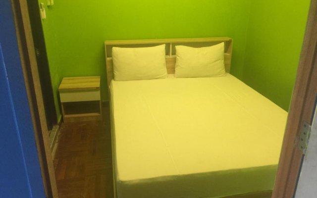Ideer Hostel Бангкок комната для гостей