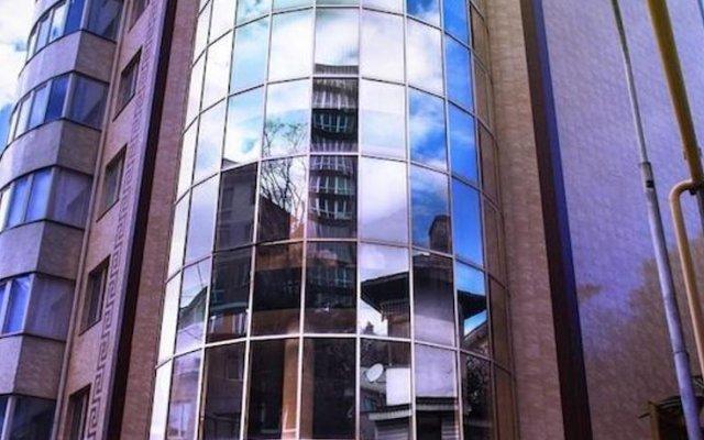 Гостиница Разин вид на фасад