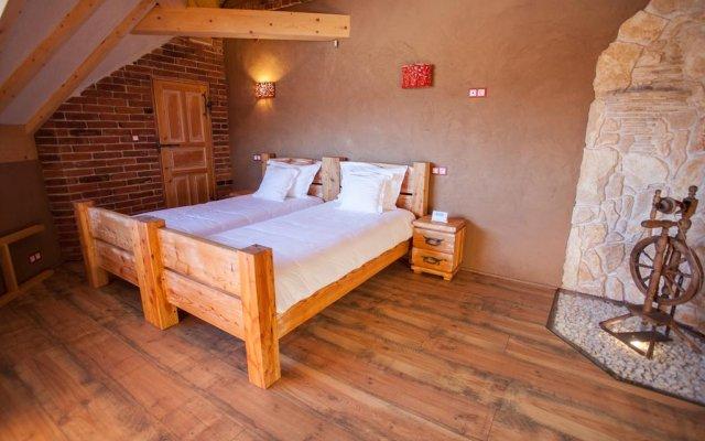 Отель Siedlisko Wigry комната для гостей