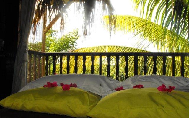 Отель Eden Paradise Spa балкон