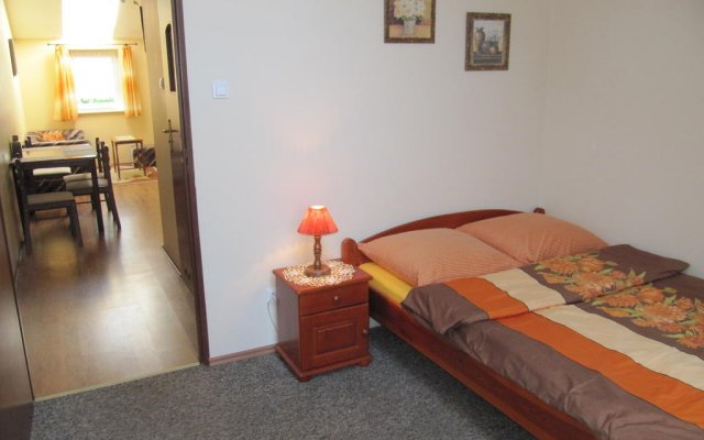 Отель Apartamenty Na Wyspie комната для гостей