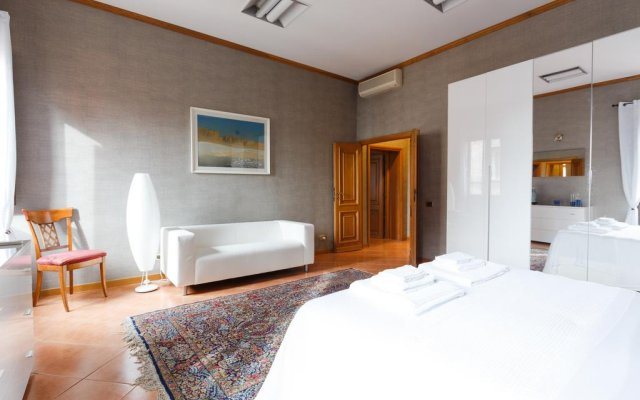 Апартаменты Bella C0' Apartment комната для гостей