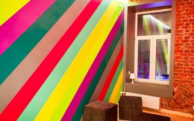 Hostel Architector комната для гостей