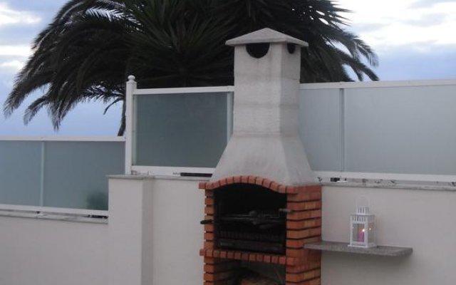 Отель Casa das Camélias вид на фасад