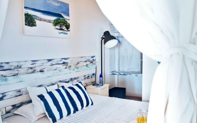 Отель Cokes Surf Camp Остров Гасфинолу комната для гостей