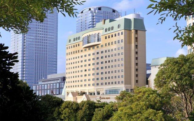 Hotel Francs вид на фасад