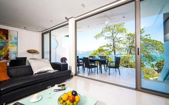 Отель Seductive Sunset Villa Patong A5 комната для гостей