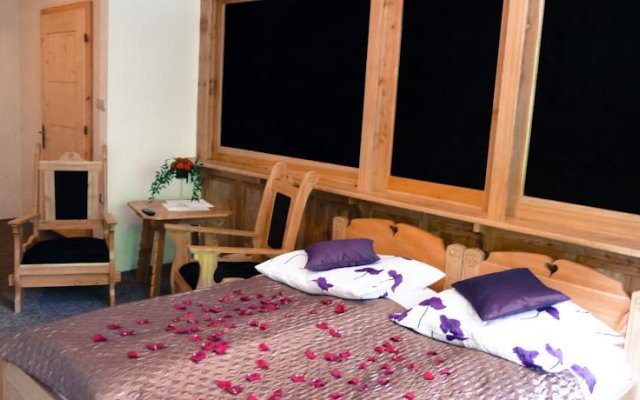 Отель Pensjonat U Bohaca Закопане комната для гостей