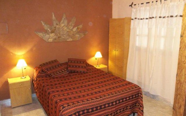 Отель Cabañas La Higinia Сан-Рафаэль комната для гостей