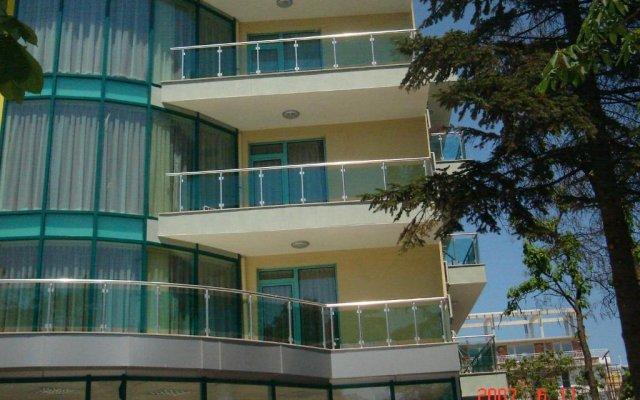 Hotel Harmony Солнечный берег вид на фасад