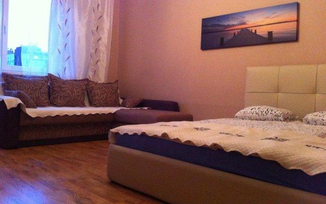Апартаменты у Музея Янтаря комната для гостей