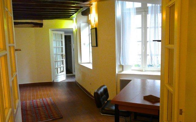 Отель Verneuil Patio Saint Germain Des Pres комната для гостей