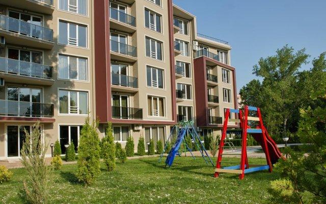 Апартаменты VIP Park Holiday Apartments Солнечный берег детские мероприятия