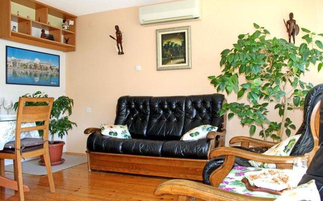 Апартаменты Apartment Gusar комната для гостей