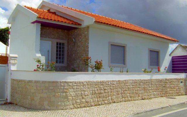 Отель Vivenda Violeta вид на фасад