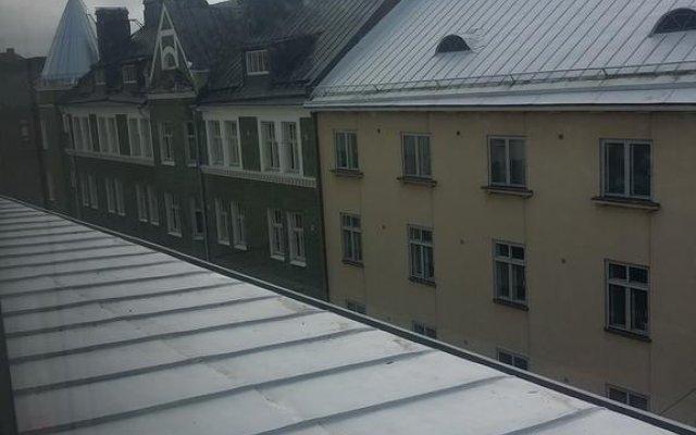 Апартаменты Rooftop Apartment With Sauna вид на фасад