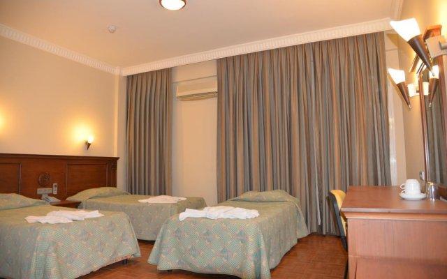 Fidan Apart Hotel комната для гостей