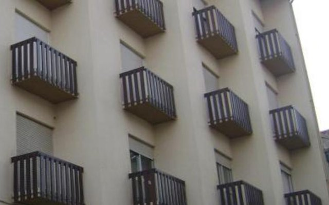 Hotel Portofoz вид на фасад