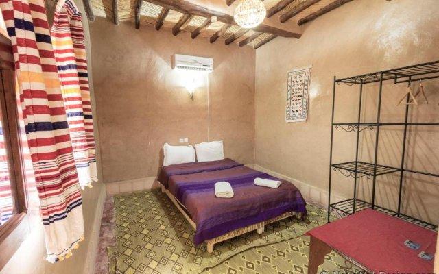 Отель Ecolodge - La Palmeraie Марокко, Уарзазат - отзывы, цены и фото номеров - забронировать отель Ecolodge - La Palmeraie онлайн комната для гостей