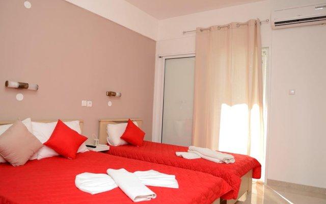 Отель Porto Pefkohori Греция, Пефкохори - отзывы, цены и фото номеров - забронировать отель Porto Pefkohori онлайн комната для гостей