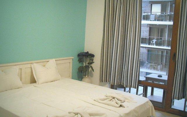 Отель Magnolia Garden Aparthotel Солнечный берег комната для гостей