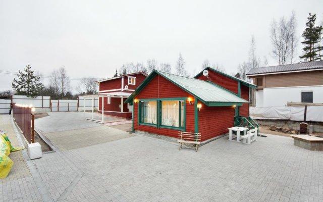 Гостиница Holiday Home Scandi Nordic в Выборге отзывы, цены и фото номеров - забронировать гостиницу Holiday Home Scandi Nordic онлайн Выборг вид на фасад