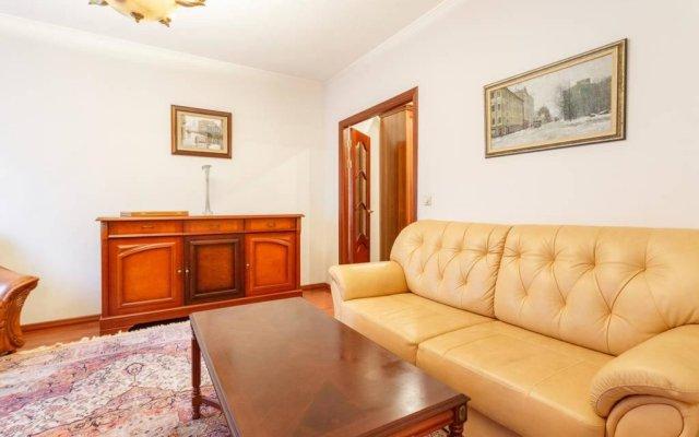 Гостиница Apartmen on Vasilievskaya 4 комната для гостей