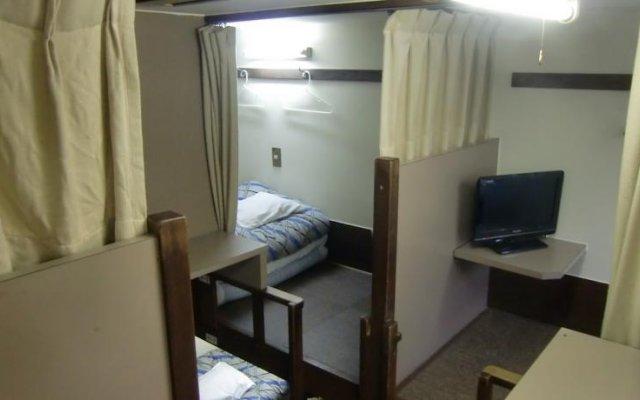 Dorm Hostel Ebisuya Токио комната для гостей