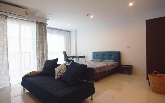 Отель Diamond Suite 2BR Apt in Thappraya Паттайя комната для гостей