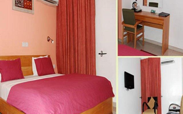 Отель Neo Courts Нигерия, Энугу - отзывы, цены и фото номеров - забронировать отель Neo Courts онлайн комната для гостей