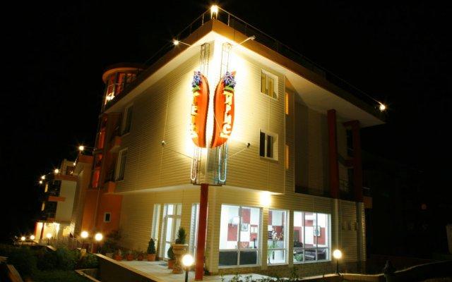 Iris Hotel - Все включено вид на фасад