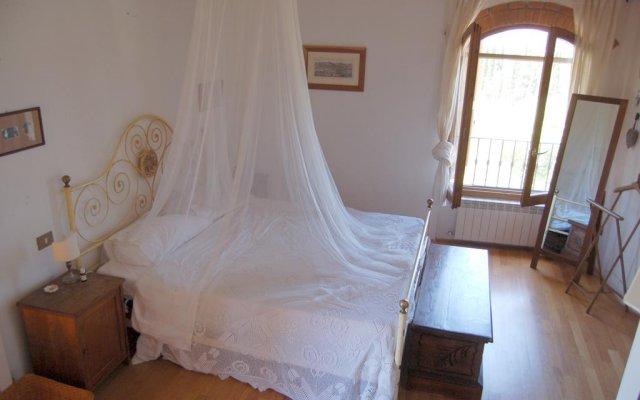 Отель La Casuccia - Donnini Реггелло комната для гостей