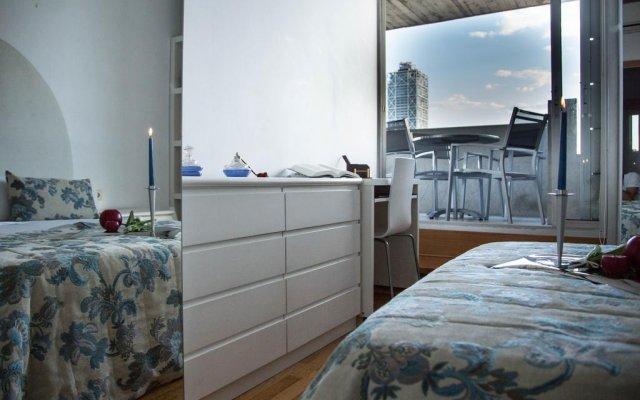 Отель Alcam Vila Olímpica комната для гостей