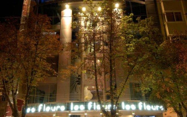 Бутик Отель Ле Фльор вид на фасад