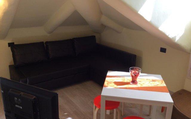 Отель Mansarda Baretti Италия, Турин - отзывы, цены и фото номеров - забронировать отель Mansarda Baretti онлайн комната для гостей