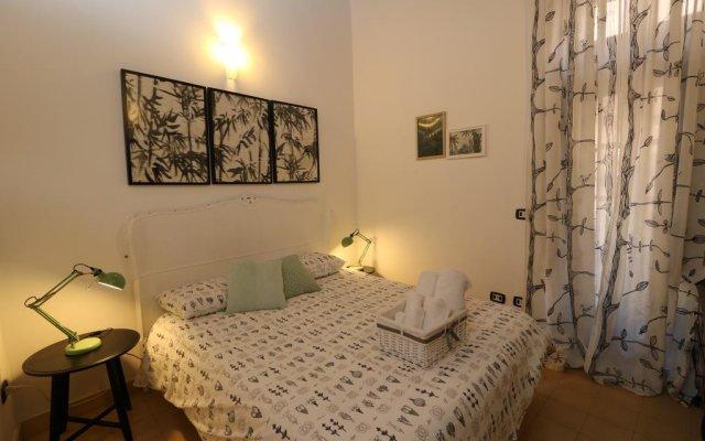 Отель Casina Ortigia Сиракуза комната для гостей