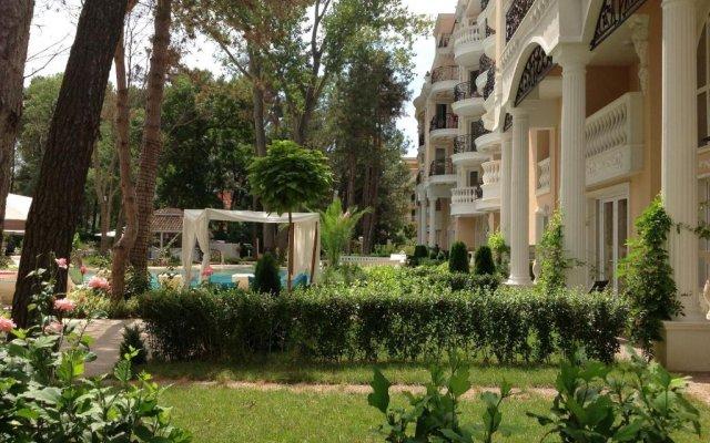 Отель Studio Venera Palace Болгария, Солнечный берег - отзывы, цены и фото номеров - забронировать отель Studio Venera Palace онлайн вид на фасад